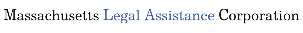 Massachusetts Legal Assistance Corporation