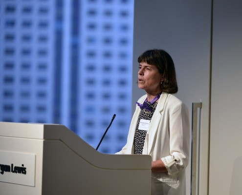 MLAC Board Chair Marijane Benner Browne