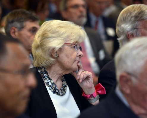 Former Chief Justice Margaret Marshall