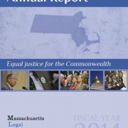 Annual Report FY14 Cover