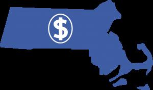 Massachusetts dollar blue