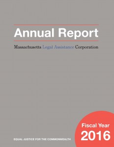 FY16 Annual Report Cover