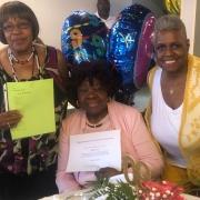 Rita Dixon recognized for service to legal aid